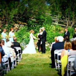 A Simple Ceremony, Matt and Ashley's wedding